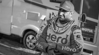 Meghalt Paulo Goncalves a Dakar vasárnapi szakaszán