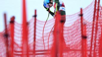 Shiffrin két év után először esett ki