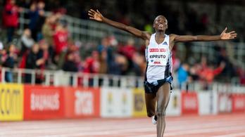 Új világrekord 10 km-es futásban