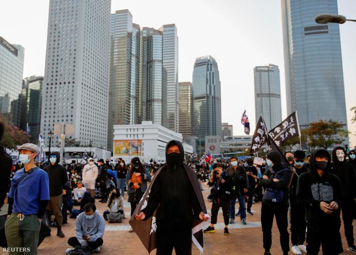 2020-01-12T123417Z 64611781 RC2CEE99DCK7 RTRMADP 3 HONGKONG-PROT
