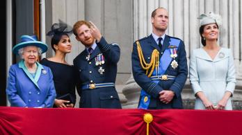 II. Erzsébet sürgős válságmegbeszélésre hívja Harryt, Vilmost és Károlyt