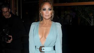 Nem biztos, hogy volt Jennifer Lopeznél dögösebb nő a héten