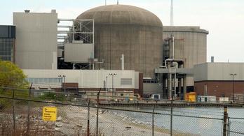 Téves riasztás lett egy atomerőmű rutingyakorlatából Kanadában