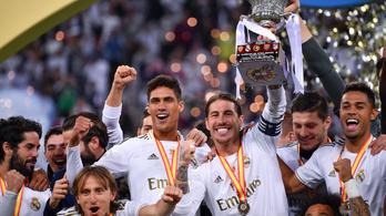 A tizenegyespárbajban felőrölte az Atléticót a Real Madrid