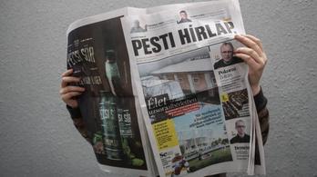 Mégsem jelenik meg hétfőn a megújult Pesti Hírlap