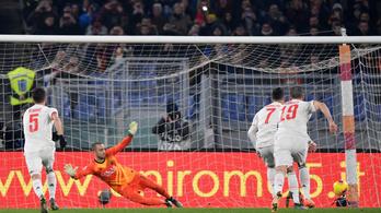 Ronaldo megint gólt lőtt, a Juventus vezeti a bajnokságot