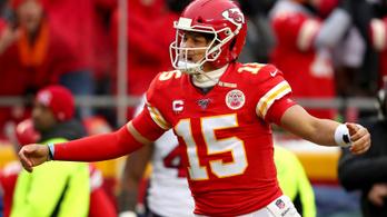 Teljes őrület: 0-24-ről 51-31 az NFL-rájtászásban