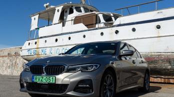 Teszt: BMW 330e – 2020.