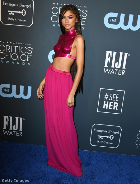 Zendaya, Critics`Choice Awards, 2020