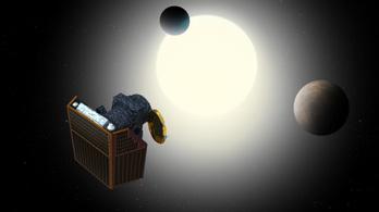 Elkezdhet bolygókra vadászni a Cheops űrtávcső