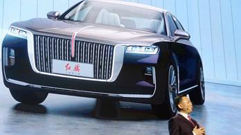 Világverő terveket sző a kínai luxusautó-gyártó