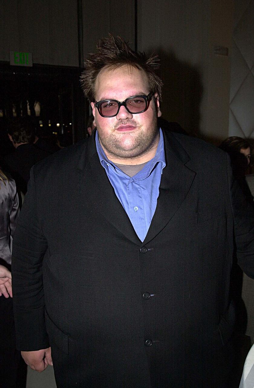 Ethan Suplee 2002-ben még bőven 200 kiló felett volt.