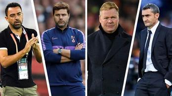 Ki legyen a Barcelona edzője?