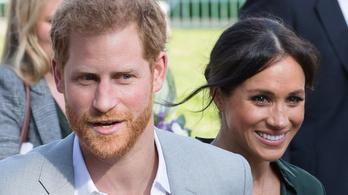Harry herceg ajánlhatta be feleségét a Disney-hez