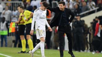 Kiállították a döntőn, mégis mindenki dicséri a Real Madrid tehetségét