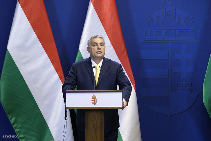 Orbán Viktor január 9-én