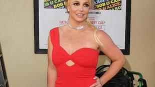 Britney Spears újjászületett, az edzésekkel sikerült kijönnie a gödörből