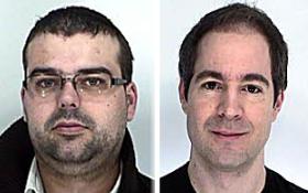 Fetter András és Kosztadinovszki Viktor Miklós