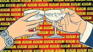 Életbe lépett a törvény: börtön járhat az alkoholfogyasztásért