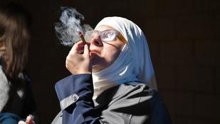 Marihuánával protestál és feminista vállalkozást épít egy kaliforniai apácarend