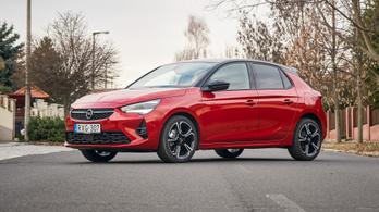 Opel Corsa 1.2t GS Line