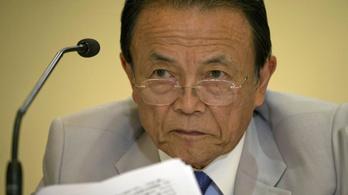 Bocsánatot kért a japán kormányfőhelyettes, mert etnikai homogenitásról beszélt
