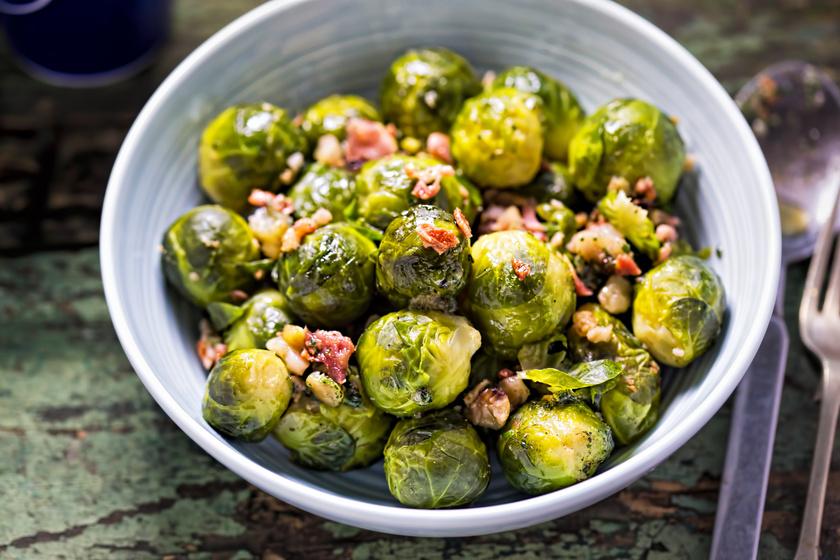 A kelbimbó alacsony zsír-és kalóriatartalommal bír, 100 grammjában csupán 41 kcal található. Ugyanakkor magas a rosttartalma, és zöldséghez képest gazdag proteinben is, így ebédre fogyasztva egészen estig eltelít.