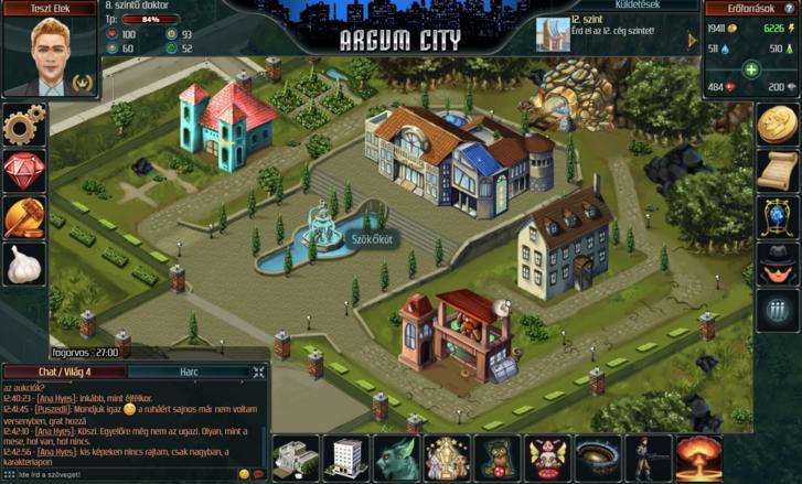 Argum City kúria