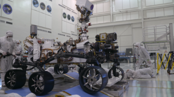 Rose vagy Diana lehet a NASA következő Mars-szondája