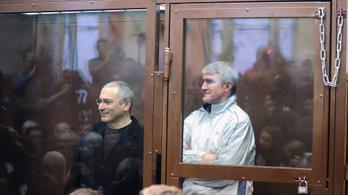 Nem volt tisztességes Hodorkovszkij üvegketreces tárgyalása