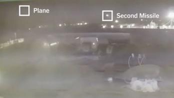 Egy új videón látszik, hogy két rakétát is kilőttek az ukrán utasszállítóra