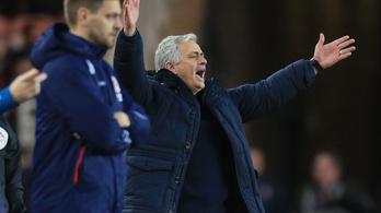 15 perc alatt kettőt lőttek, mégis izgultak Mourinhóék