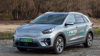Teszt: Kia e-Niro 64 kWh