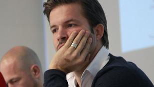 Jáksó László szerint Sebestyén Balázs szerepet játszik, és a műsora is unalmas