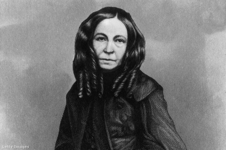 Elizabeth Barrett Browning 1860 körül