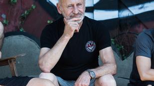 Reviczky Gábor azt mondta, hogy nem hagyhatja abba a dohányzást