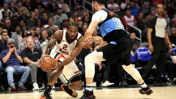 A Görög Szörny és Leonard is emberfeletti szinten jár az NBA-ben