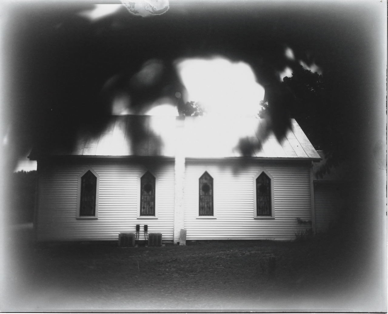 Beulah Baptist 01:01 2008-2016 gelatin silver print Collection of the artist