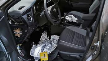 Napok alatt éveket öregedni: amikor ellopják az új autódat