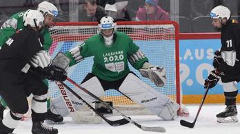 Hokikapus nyerte Magyarország első aranyérmét téli ifjúsági olimpián