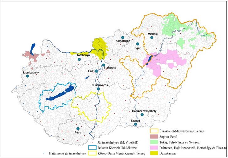 Jávor térkép 1