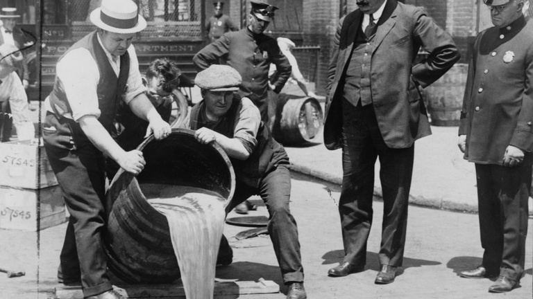 Ma 100 éve próbálták meg a nők elpusztítani az USA-t