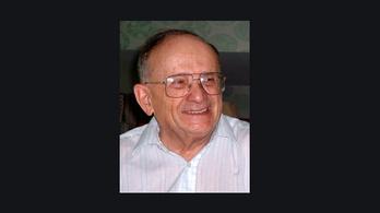 Elhunyt Aczél János matematikus,a függvényegyenletek világhírű kutatója