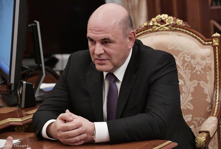 Mihail Misusztyin