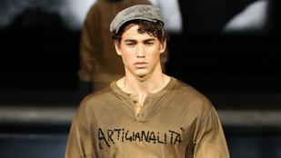 A Dolce & Gabbanánál és az Armaninál is szerepeltek magyar modellek most Milánóban