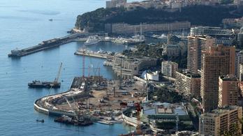 Ingatlanfejlesztési projekt miatt növelik Monaco területét