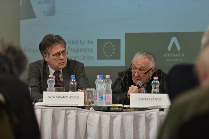 Szent-Iványi István és Kovács László