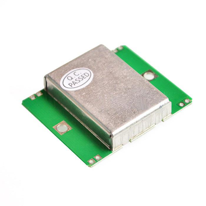 A mikrohullámú doppler mozgásérzékelők nagyon alacsony készenléti áramfelvétellel működnek