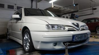 Totalcar Erőmérő: Alfa Romeo 145 QV