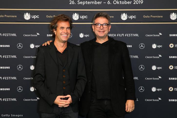 Rupert Goolddal és David Livingstone a Zürichi Filmfesztiválon